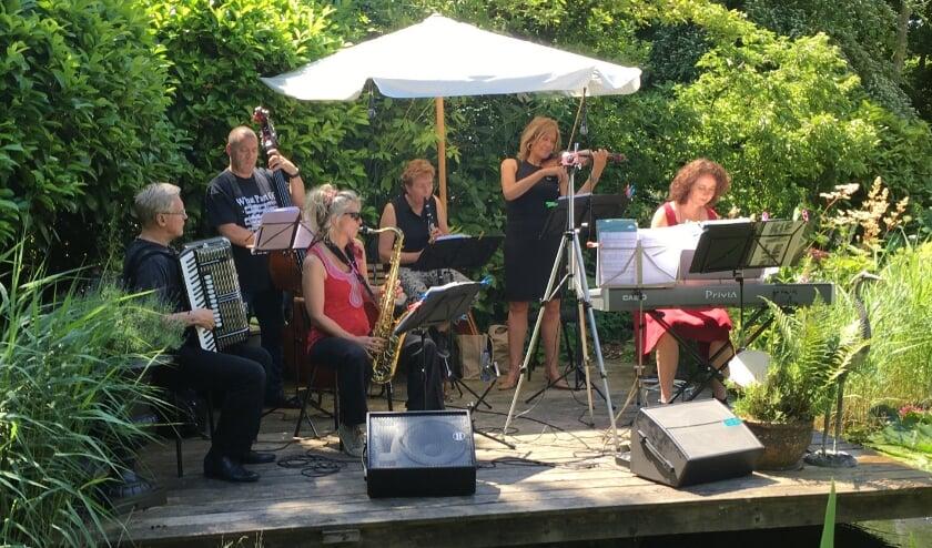 Zang- en muziekgezelschap Klezbez treedt zaterdag 3 oktober op in de Bleiswijkse dorpskerk.