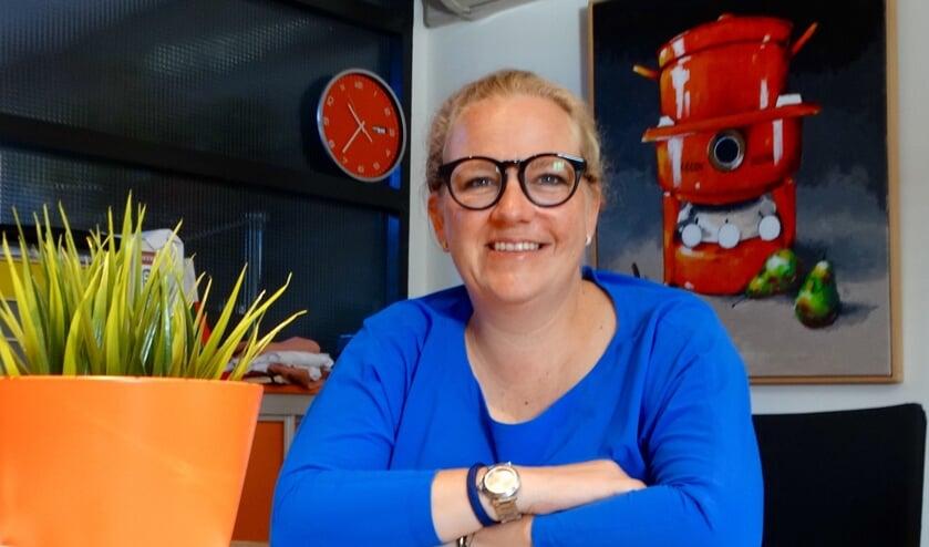 'Van ketelpak naar mantelpak', zegt Izabella Ridder over haar carrièreswitch.
