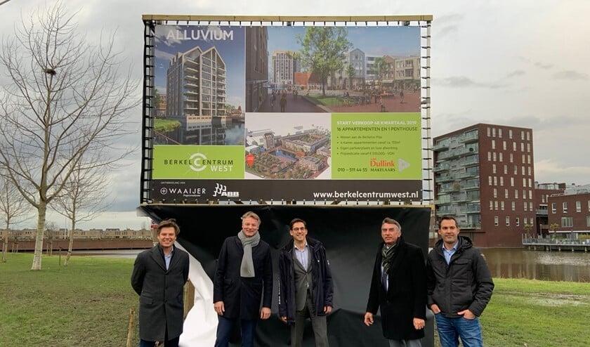 <p>Eind 2019 werd het startschot gegeven van de bouw van Berkel Centrum West. (Foto: archief)</p>