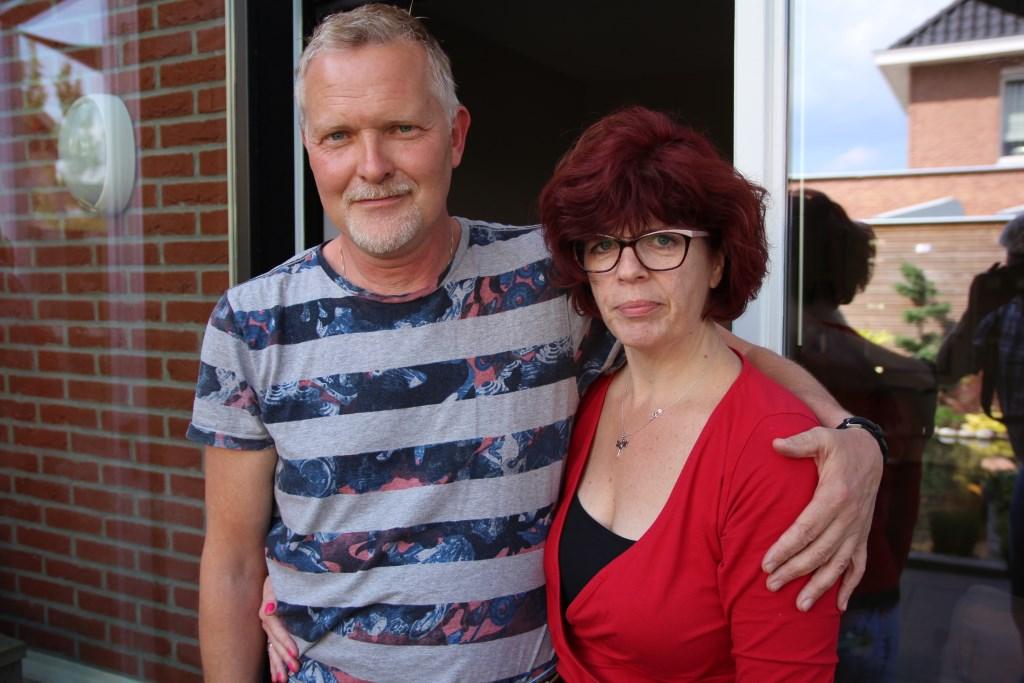 Maarten woont met Anouk en haar dochter Nina in Bleiswijk.   © hartvanlansingerland