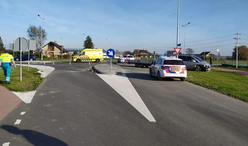 <p>Er vinden aan de lopende band aanrijdingen plaats op de nieuwe Zijdeweg. </p>
