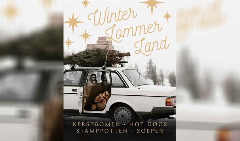<p>Kom langs voor take away-stamppotten, soepen, hotdogs en Nordmann kerstbomen bij Lommerrijk.</p>