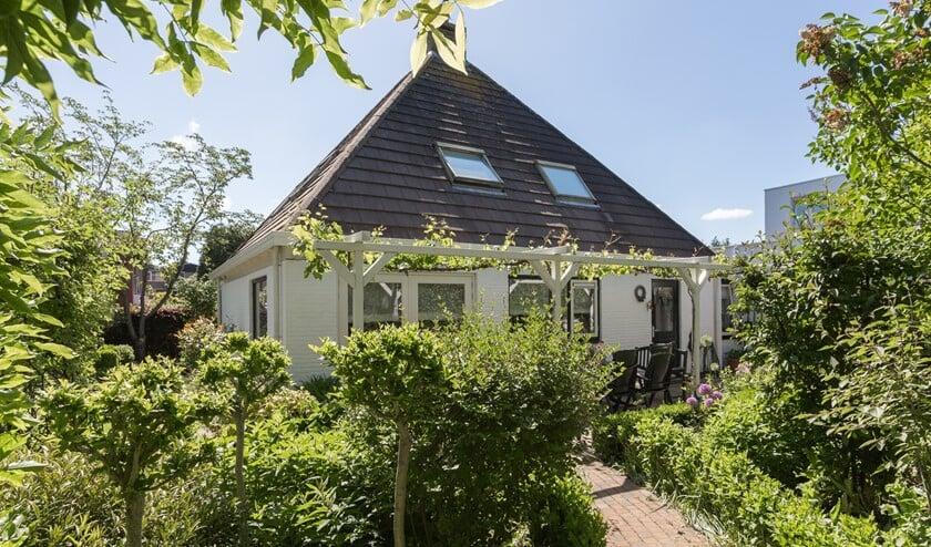 Zaterdag 27 juni is er Open Huis bij deze vrijstaande woning in Bergschenhoek.