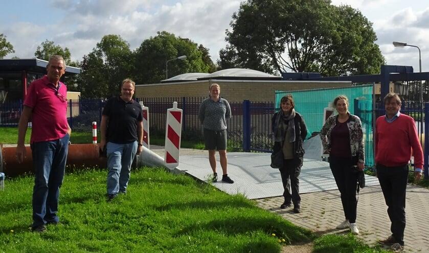 De PvdA-fracties werden bijgepraat over de huidige stand van zaken met betrekking tot het bewaken van het juiste waterpeil en de zuiverheid van het water in de polders.