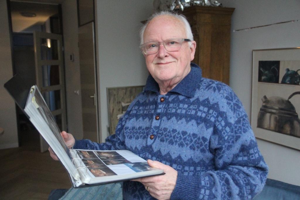 <p>Van beroep was Bart Bos binnenhuisarchitect. Van zijn vader heeft hij het kunstzinnige talent.</p>  © hartvanlansingerland