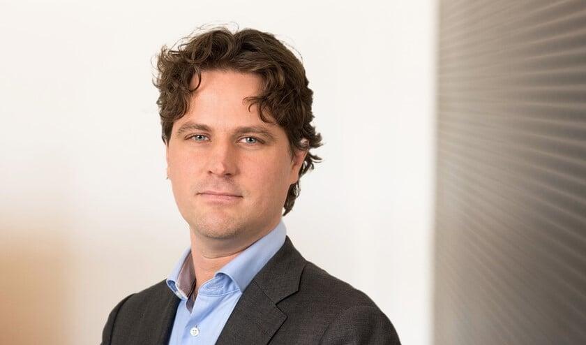 <p>Kandidaat-Tweede Kamerlid voor het CDA Henri Bontenbal was ook van de partij bij het webcaf&eacute;.</p>