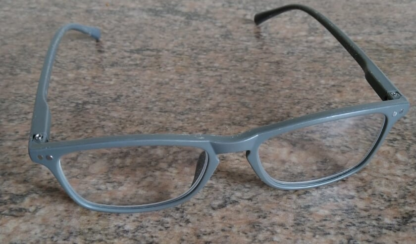 <p>De bewuste bril!</p>