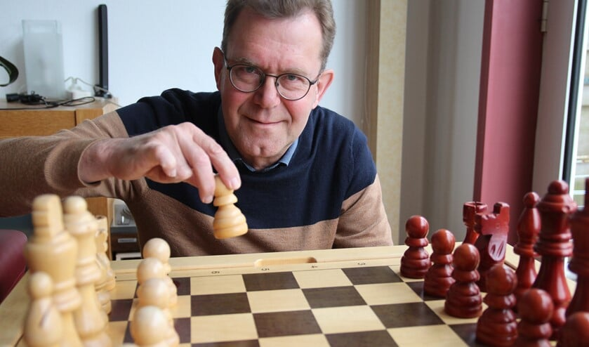 <p>Martin houdt van alle schaakstukken nog het meest van de pion. Ook met het kleinste schaakstuk kun je grootse dingen bereiken.</p>