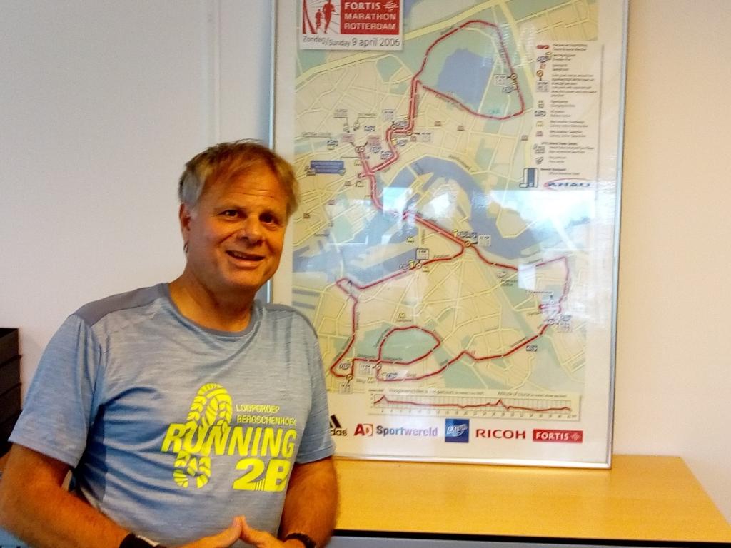 <p>Lex is bij Running2B een van de trainers. Een kleine twee jaar geleden deed hij nog mee aan de Halve Marathon Oostland. </p>  © hartvanlansingerland