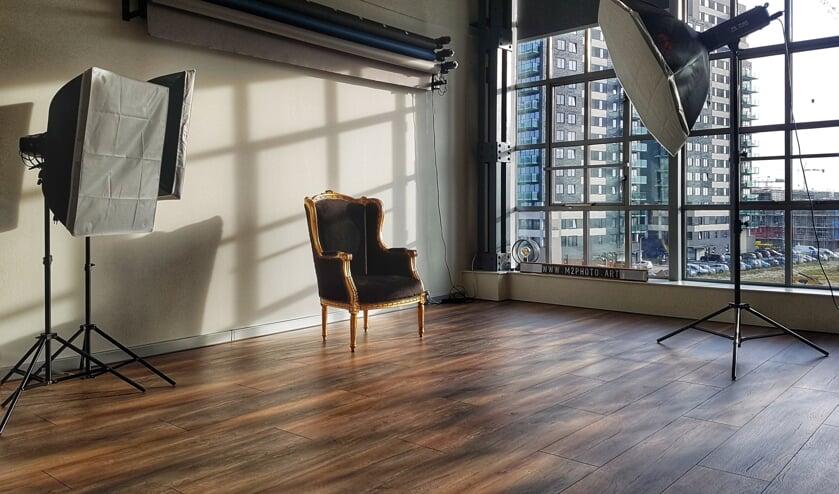 De studio van M2 Photo Art