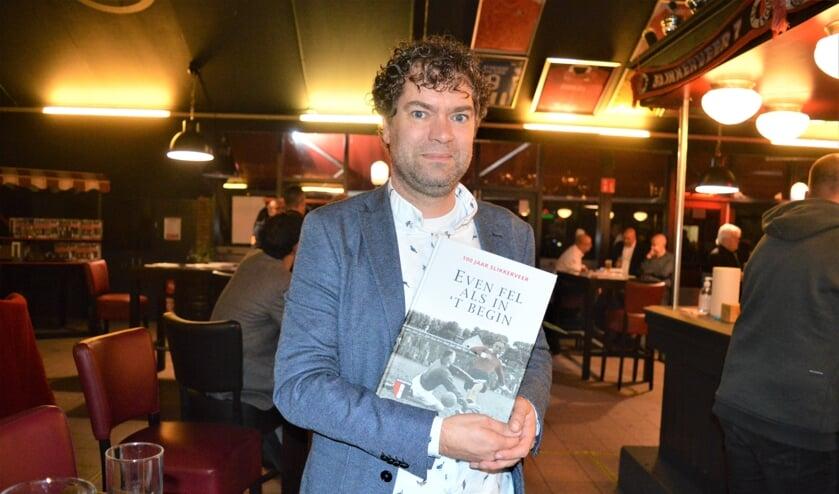 <p>Vincent Wernke: &quot;Het zijn niet alleen de verhalen over het eerste elftal&quot;</p>