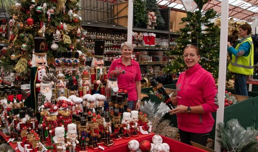<p>Maanden werd er gewerkt om de kerstshow tijdig klaar te hebben.</p>