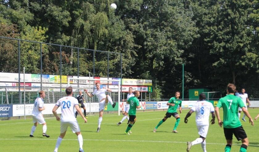 Rijsoord kreeg met 5-1 klop van Heerjansdam