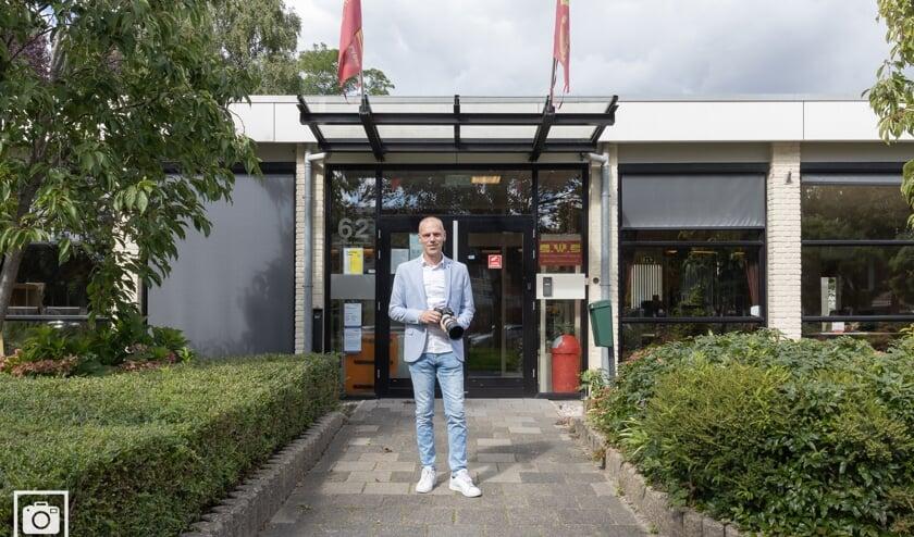 Marcel Stadhouders gaat ruimte gebruiken in WVC Slikkerveer