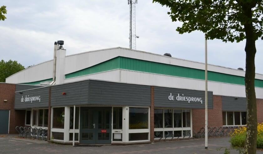 <p>Sporthal De Driesprong.</p>