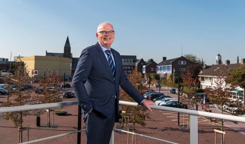 <p>Burgemeester Jan van Belzen. (foto: Ingmar Timmer)</p>