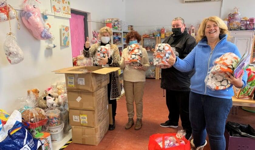 <p>Het project de Verjaardagstas geeft aan circa 550 Ridderkerkse minima-kinderen voor hun verjaardag een tas met cadeautjes. </p>
