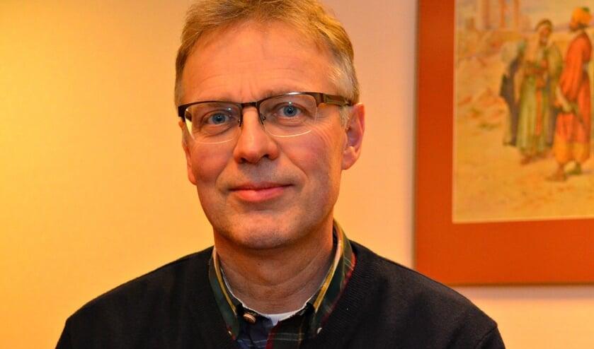 <p>Ds. Bert de Wit.&nbsp;</p>