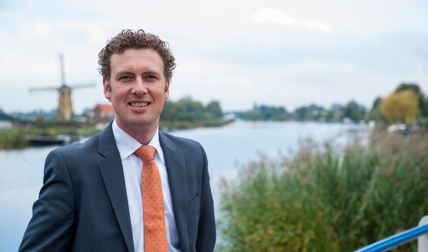 <p>Daan Kardol is per 1 maart de nieuwe fractievoorzitter van de SGP in Ridderkerk.</p>