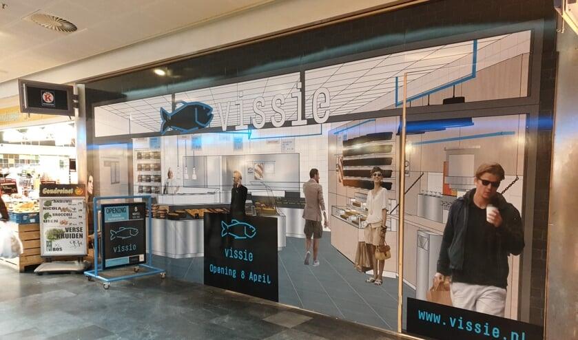 <p>Vissie, een winkel vol met kant-en-klare visproducten.</p>