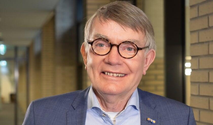 <p>Peter Meij is lijstduwer voor het CDA</p>