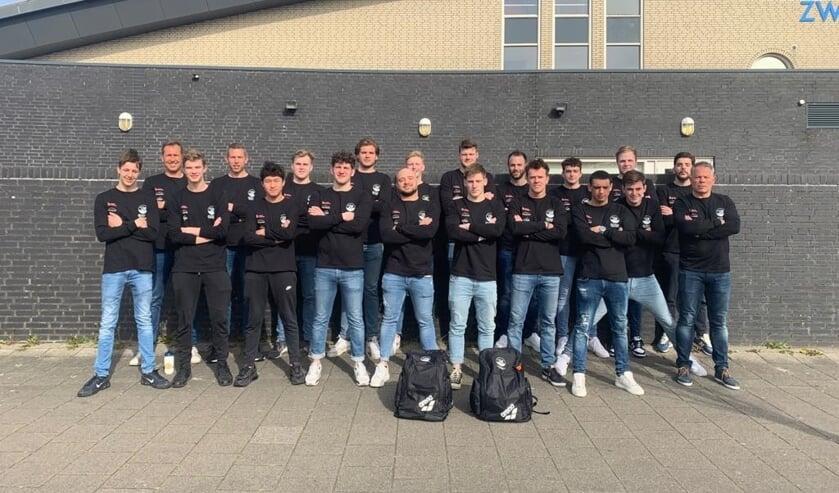 <p>De mannen van ZPB hebben dit jaar Arjen Silvis en Marco Booij als coaches. </p>