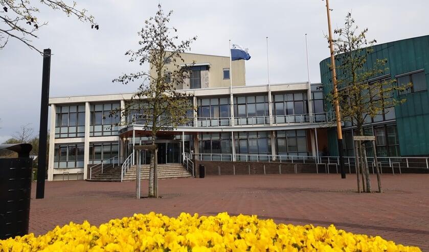 <p>Gemeentehuis van Barendrecht.</p>