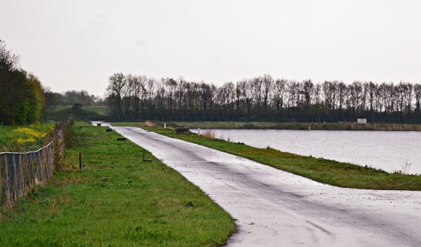 <p>Het bouwdok van Rijkswaterstaat wordt al jaren niet meer gebruikt. </p>