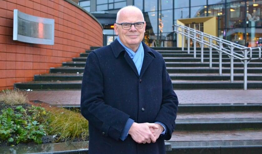 <p>Burgemeester Jan van Belzen.</p>