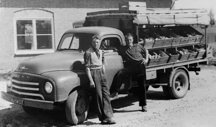 <p>Opel Blitz.</p>