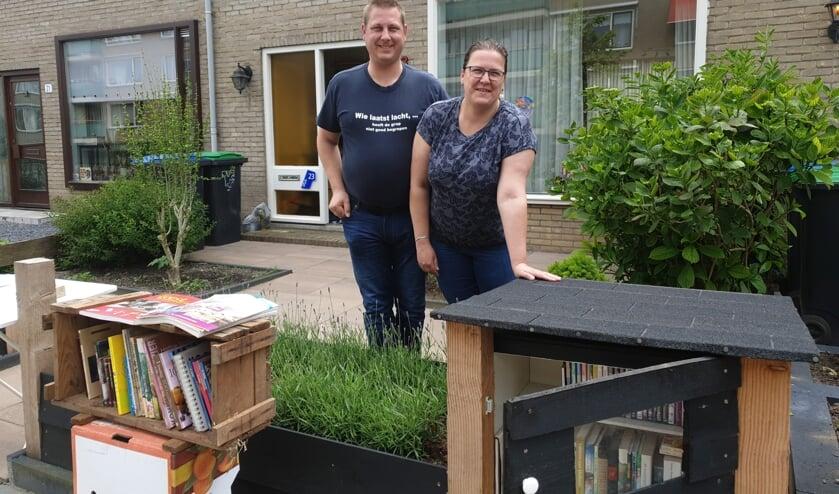 <p>Carel en Marianne van Hartingsveldt.</p>
