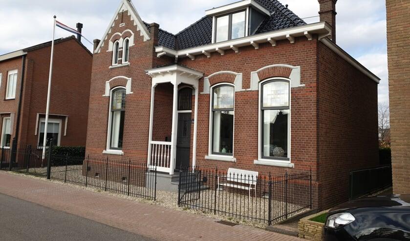 <p>Dorpsstraat 258 komt voorlopig niet op de monumentenlijst van de gemeente.</p>