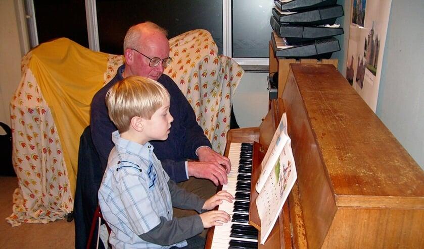 Een instrument leren bespelen, zoals de piano, is iets waar je je leven lang plezier van hebt. | Foto: pr