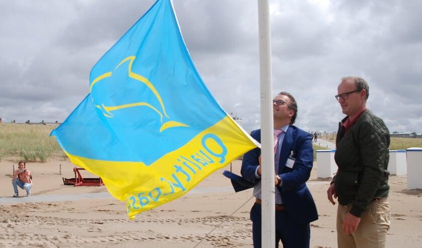 De blauwe vlag in 2015