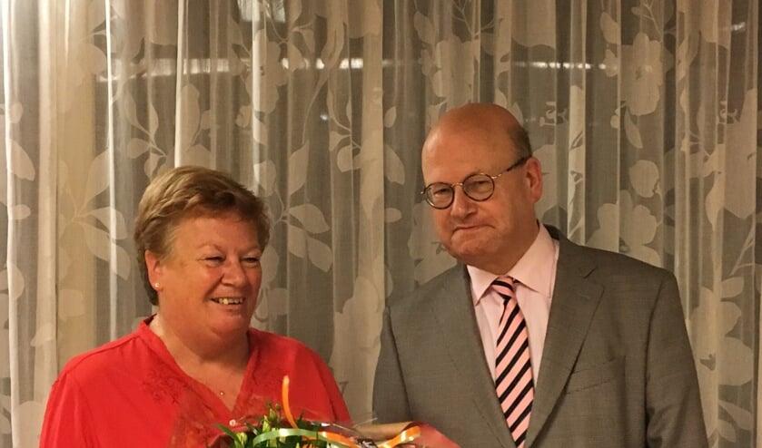 Wim Hollart is de nieuwe voorzitter van de cliëntenraad van Groot Hoogwaak. | Foto: PR