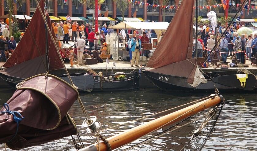 De Maritieme Markt gaat dit jaar toch door en wel op zaterdag 19 september.  Foto: archief | A. van Duijvenvoorde