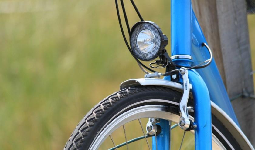 Goede fietsverlichting verlaagt de kans op een aanrijding met 20 procent.
