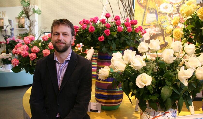 Mark van der Hulst, voorzitter van de RFH Product Commissie.