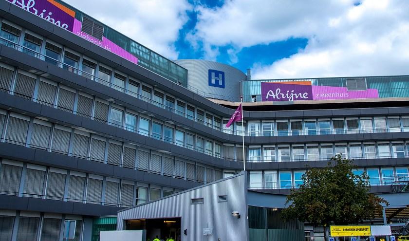 Het Alrijne Ziekenhuis in Leiderdorp.