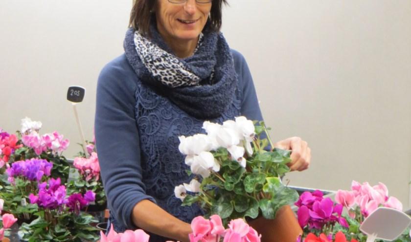 Linda van Leeuwen, onderzoeker.