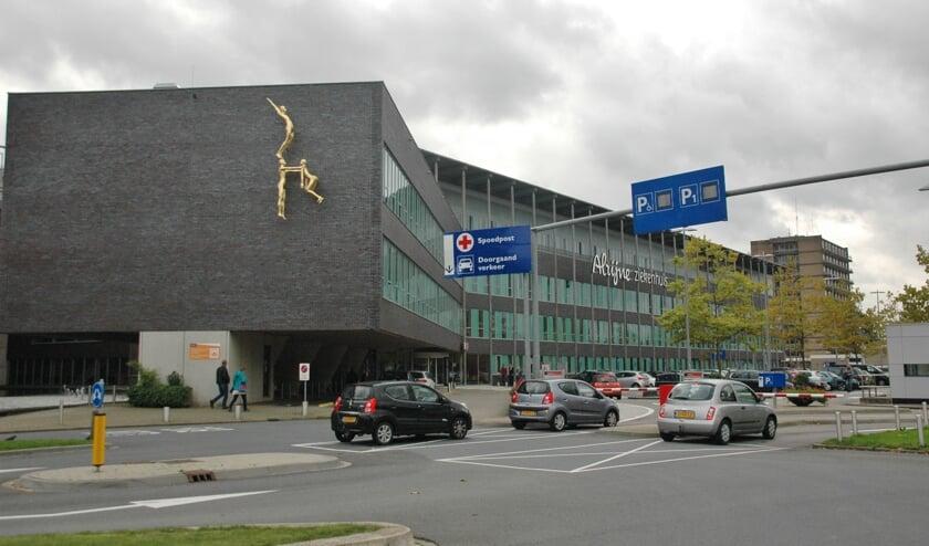 Alrijne Ziekenhuis in Leiderdorp. | Foto: C. v.d. Laan