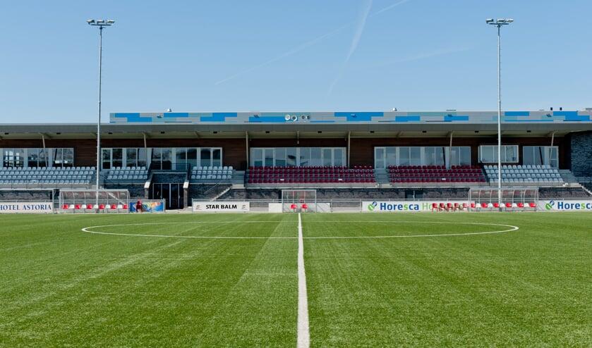 De Duinwetering is komend weekend het toneel van net V.v. Noordwijk Ultimate Footbal Tournament U15.   Foto: PR