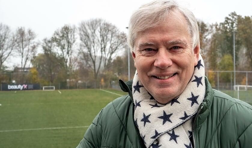 RCL voorzitter Dick van der Bijl.