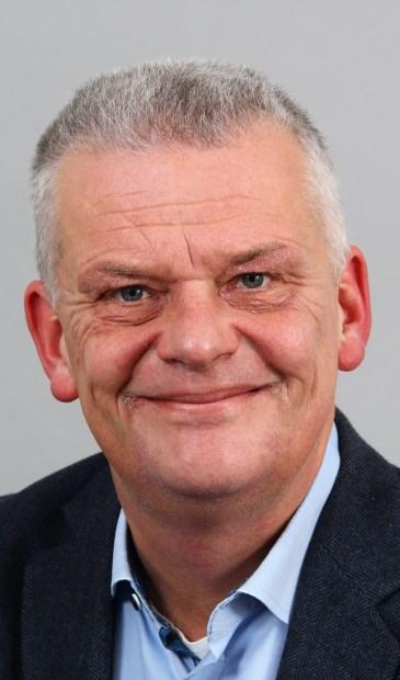 Beoogd CDA-wethouder Daan Binnendijk.