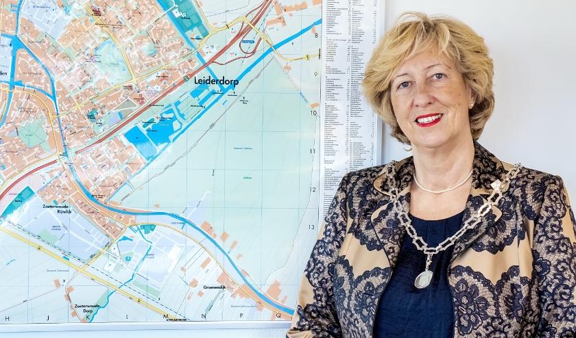 Burgemeester Laila Driessen-Jansen