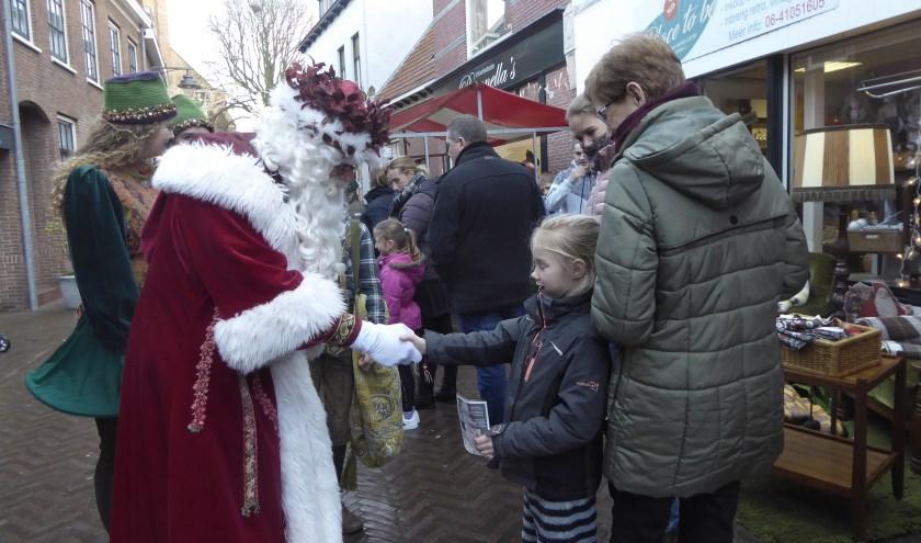 De vijftiende Muzikale Kerstwandeling wordt gehouden op zondag 15 december. | Foto: Ina Verblaauw