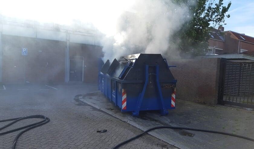 <p>Foto: Brandweer Rijnsburg</p>