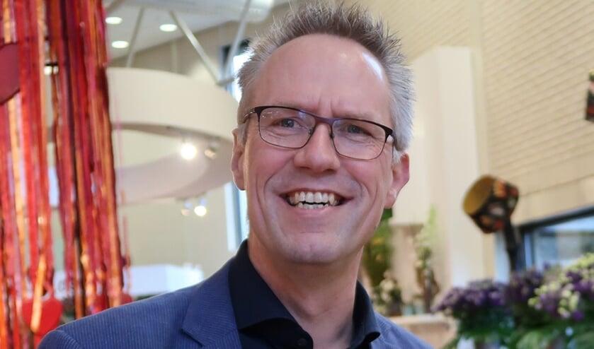 Paul Borsboom, productmanager snijbloemen bij Royal FloraHolland.
