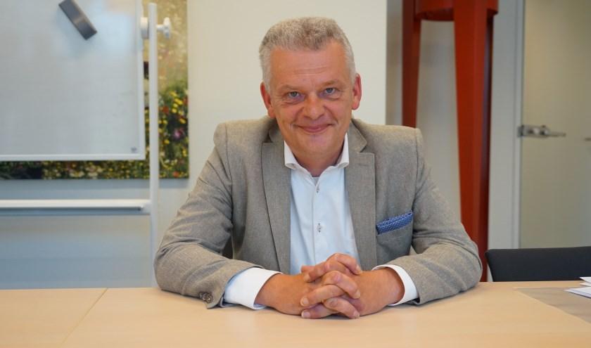 Ondanks de donkere financiële wolken ziet wethouder Daan Binnendijk de toekomst met vertrouwen tegemoet.