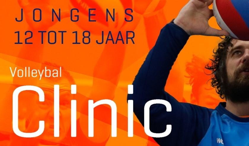 De clinic wordt gegeven door ex-international Yannick van Harskamp, de trainer van het Oranje jongens jeugdteam.